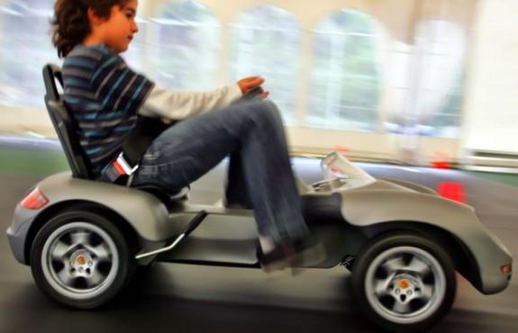 Κάθε Κυριακή πρόγραμμα κυκλοφοριακής αγωγής «Κυκλοφορώ με ασφάλεια» στο Ελληνικό Μουσείο Αυτοκινήτου