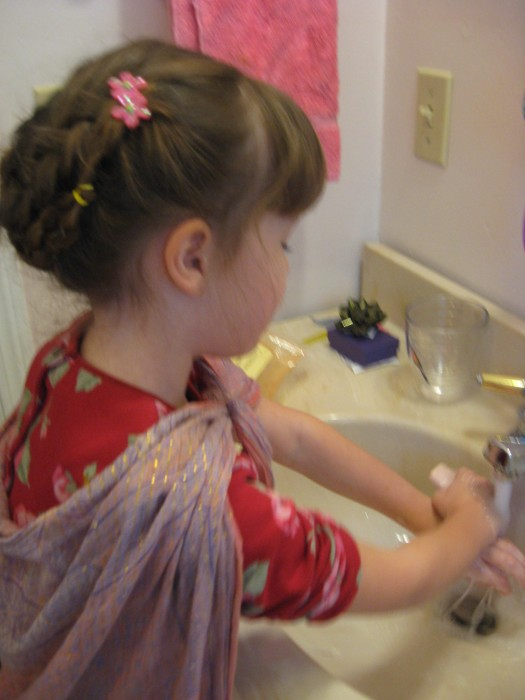 Οι ειδικοί συνιστούν: Συστηματικό πλύσιμο των χεριών ενάντια στις χειμερινές ιώσεις