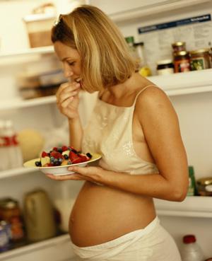 Καθοριστική η διατροφή της εγκύου για το μωρό