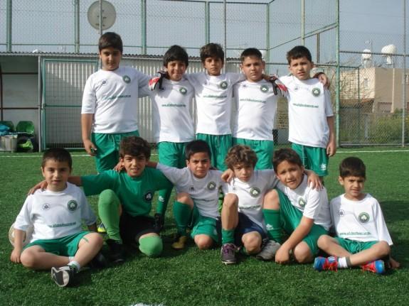 παιδική ομάδα ποδοσφαίρου
