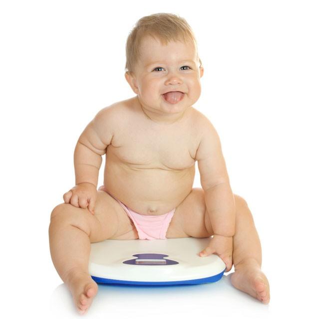 Υπέρβαρες μητέρες γεννούν υπέρβαρα μωρά