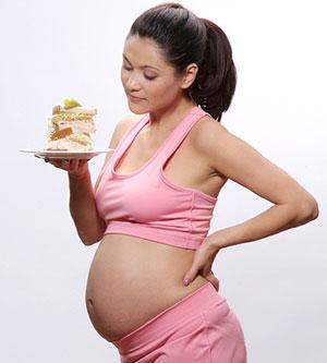 Διατροφή της εγκύου τους καλοκαιρινούς μήνες