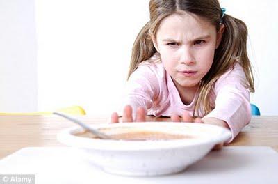 Το παιδί μου αρνείται να φάει. Τι να κάνω;