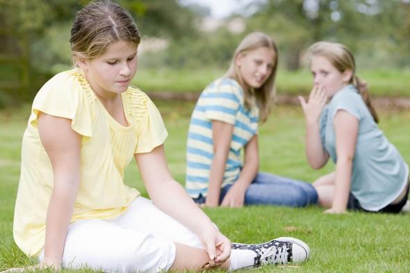 Η παχυσαρκία επιβαρύνει την πίεση των έφηβων κοριτσιών