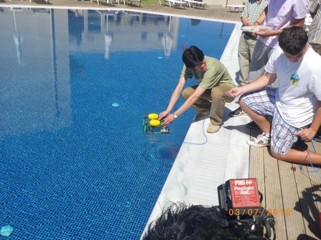 Hydrobots: Τα ρομπότ του νερού έρχονται στα σχολεία