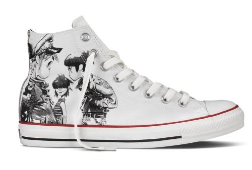 86da34f94f9 Η νέα συλλογή Converse Gorillaz είναι διαθέσιμη στα καταστήματα!