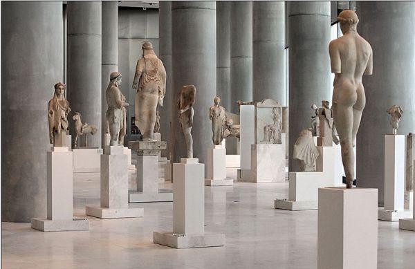 Το Μουσείο Ακρόπολης συμμετέχει στους εορτασμούς του ΟΧΙ