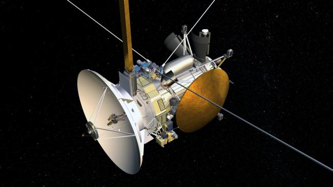 """Σχολικός διαγωνισμός αστρονομίας: """"Γίνε επιστήµονας του Κασίνι για µια µέρα"""""""