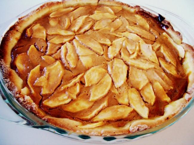 Σήμερα φτιάχνουμε τη μηλόπιτα του Τζέιμι Ολιβερ