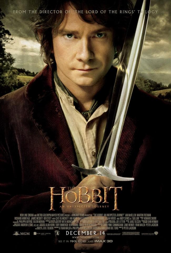 Έσπασε ρεκόρ το Hobbit!