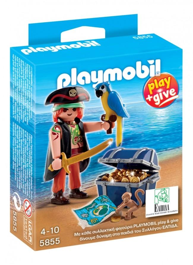 Playmobil play & give: Φιγούρες που δίνουν… Ελπίδα