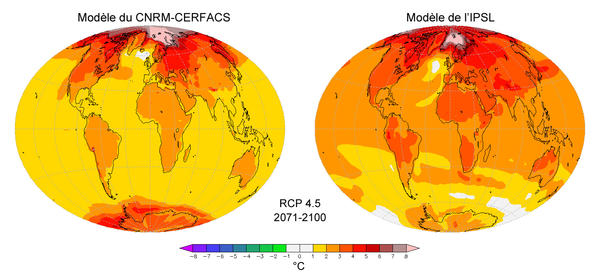 Πάνω από 5 βαθμούς μπορεί να αυξηθεί η θερμοκρασία της Γης μέχρι το 2100!