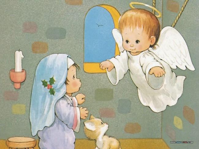 Άγγελος και Μαρία