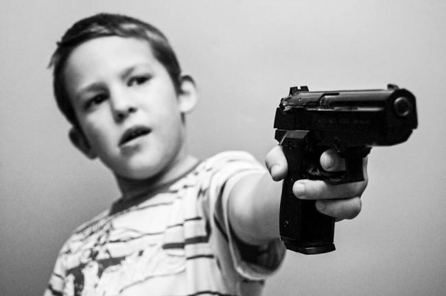 Ένας 11χρονος πήγε στο σχολείο με όπλο για… αυτοπροστασία