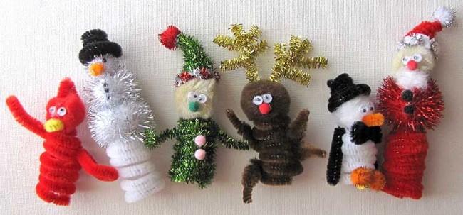χριστουγεννιάτικο εργαστήριο