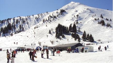 Άνοιξε τις πίστες του το χιονοδρομικό Καλαβρύτων και μας περιμένει με πολλές πρωτοτυπίες