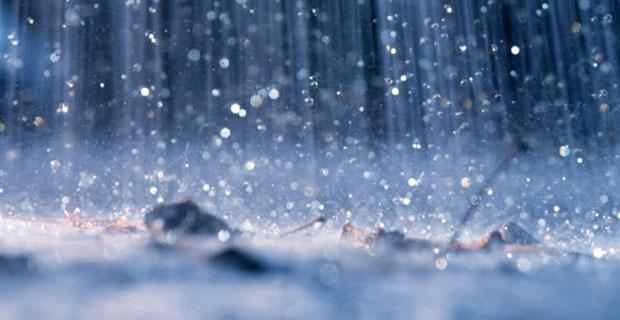 Τι λένε οι σταγόνες της βροχής για την αρχέγονη Γη;