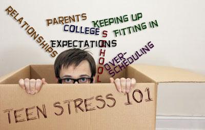 Το σχολείο πηγή άγχους κι έντασης