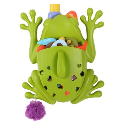 Ο βάτραχος που κρατάει το μπάνιο σας σε τάξη!