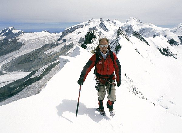Ο μεγαλύτερος εν ζωή εξερευνητής θα διασχίσει με σκι την Ανταρκτική!