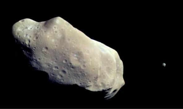 Ο αστεροειδής Άποφις θα περάσει δίπλα μας…