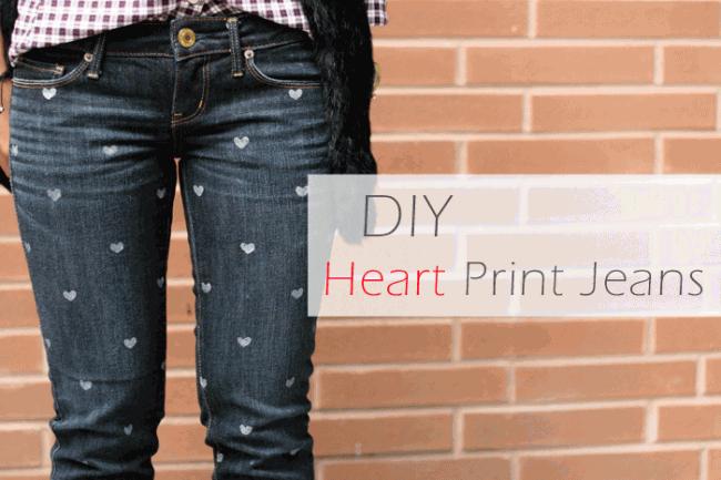 Diy jeans: Κάντε το παλιό, συνηθισμένο jean σας, μοναδικό!