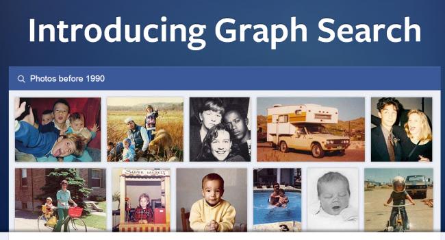 Graph Search, νέα κοινωνική αναζήτηση