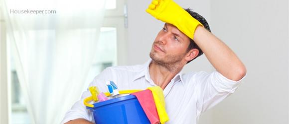Οι άντρες που κάνουν δουλειές στο σπίτι, κάνουν λιγότερο σεξ
