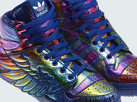 Πετάξτε ψηλά με τα νέα Adidas by Jeremy Scott  bb50692ffb1