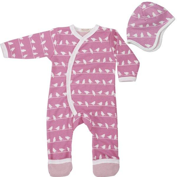 Βρεφικά βιολογικά ρούχα από μπαμπού για ζεστά και όμορφα μωρά!