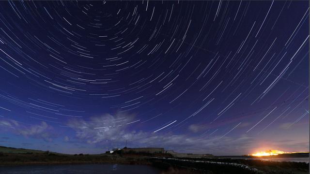 Οι Τεταρτίδες ομορφαίνουν τον ουρανό του 2013