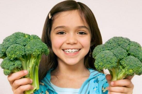 Εντάξτε τα βιολογικά τρόφιμα στη διατροφή του παιδιού