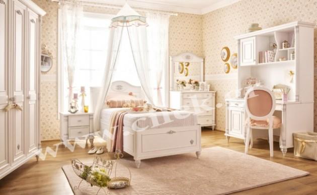 ea9cac8f8d8 Αυτό το δωμάτιο είναι ό,τι πιο παραμυθένιο υπάρχει πραγματικά! Τόσο  ρομαντικό, τόσο αιθέριο, σαν τα δωμάτια που έχουν οι πριγκίπισσες στα  παραμύθια!