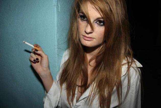 club-girl-smoking