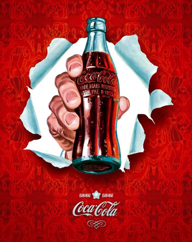 Coca-Cola-Art