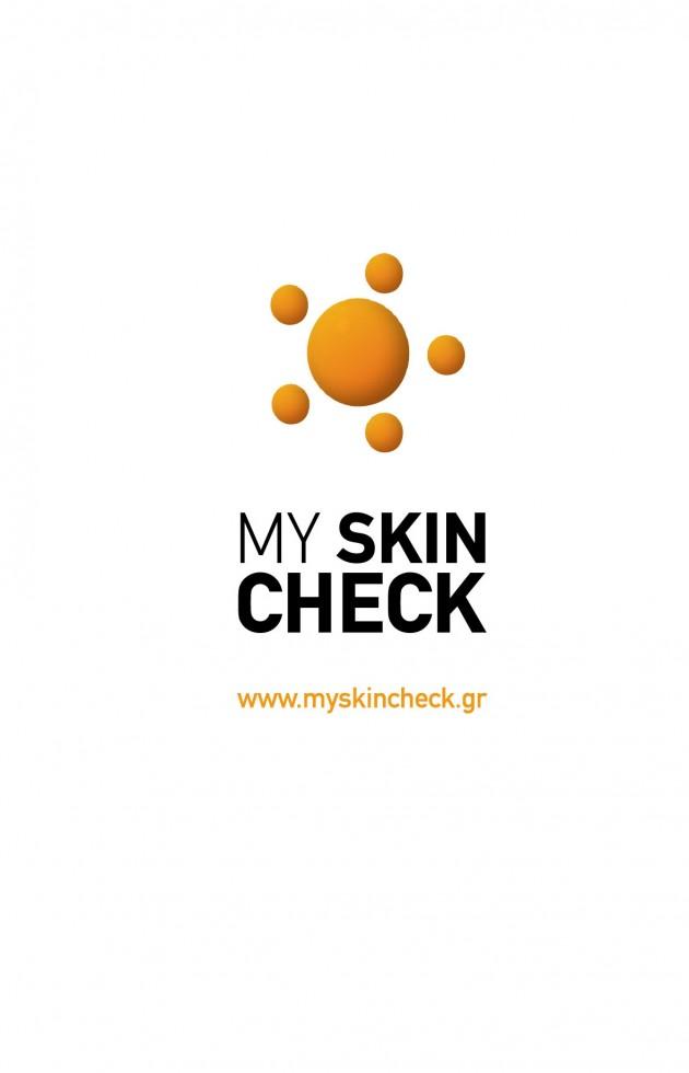 MY SKIN CHECK logo