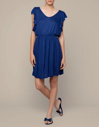 Το μαγευτικό μπλε πρωταγωνιστεί στα ανοιξιάτικα ρούχα της OYSHO ... 5b856c0ed08