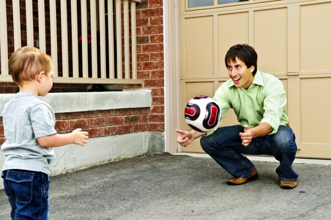 iStock_000010409907Medium_drivewayfatherandsonballplay