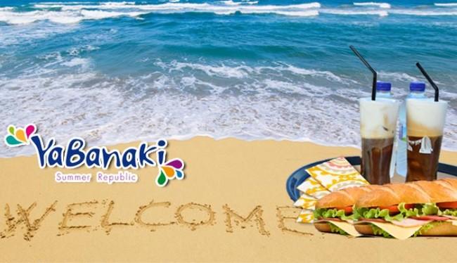 Το «Yabanaki» στην Βάρκιζα άνοιξε και μας περιμένει για βουτιές
