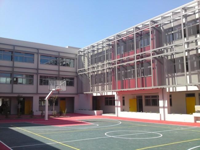 βιοκλιματικό-γυμνάσιο-Καρέα