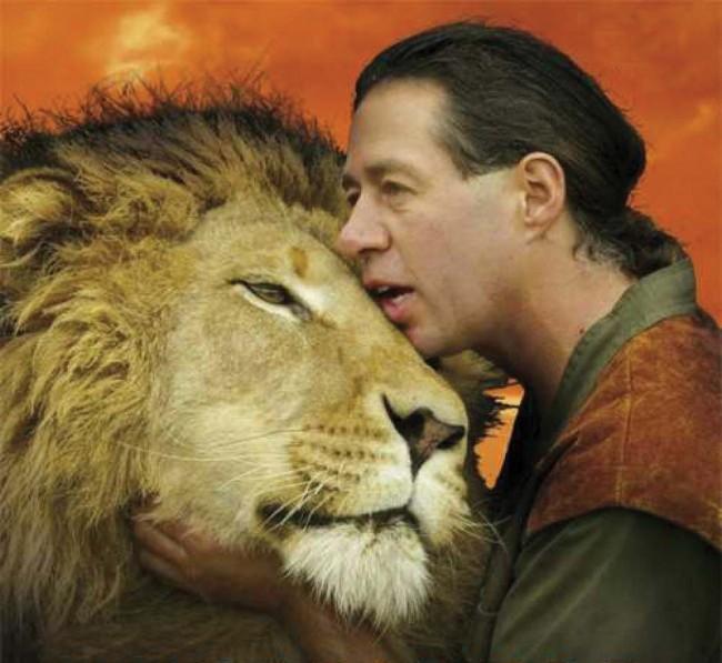 Ο άνθρωπος των λιονταριών