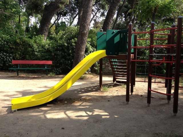 Μια πρότυπη παιδική χαρά στην Εκάλη