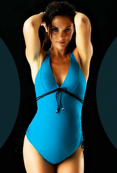 Μεγάλη ποικιλία από μαγιό εγκυμοσύνης βρήκαμε στο http   www.gabi.gr!  Μοντέρνα σχέδια και πολύ χαρούμενα χρώματα! Όπως αυτό το γαλάζιο ολόσωμο σε  γαλλικό ... 01d0b15bd1b