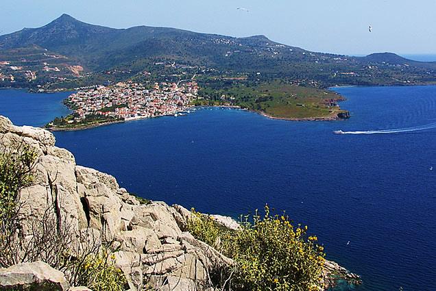 Aegina_island_Greece_moni_perdika_view