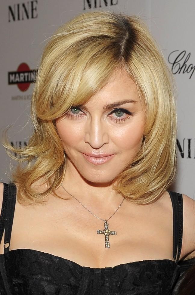 Η Madonna έβαλε… σιδεράκια!