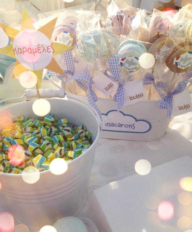 Βάπτιση-Πάνου-Macaron-γλειφιτούρια-και-καραμέλες