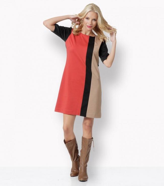 κοντό φόρεμα Punto