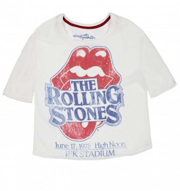 Σας παρουσιάζουμε τα Rock T-shirts της Bershka!  5103ea742cc