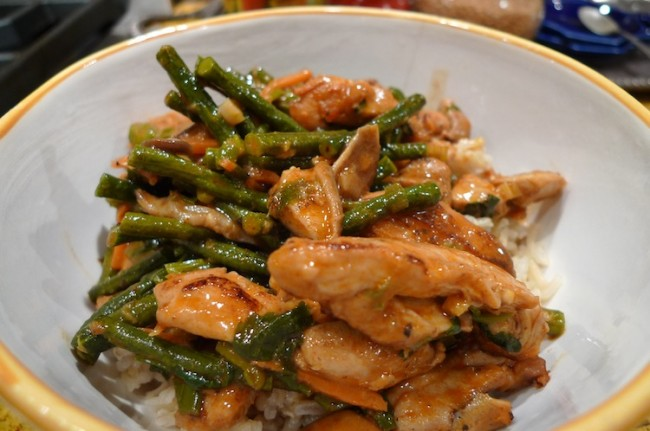 Chicken-Red-Curry-with-Green-Beans