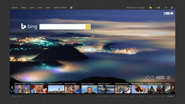 New-Bing-Website